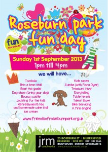 ROSEBURN PARK FUN DAY A5