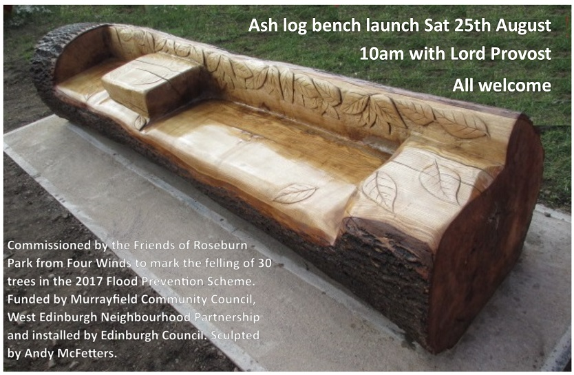 Invitation to log bench log